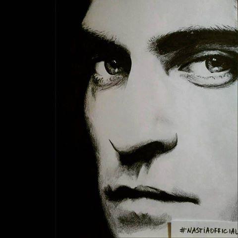 Joaquin Phoenix by nastiaofficial